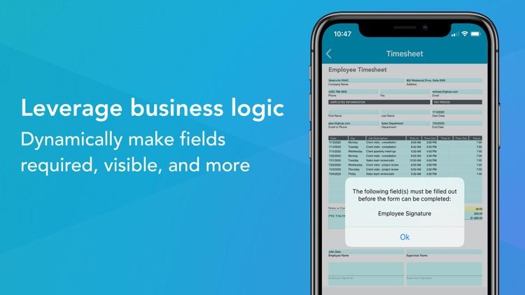 GoFormz Mobile Forms & Reports screenshot-4