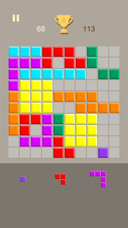 Block Puzzle Classic Games screenshot-3