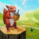 Squirrel Simulator Family Life