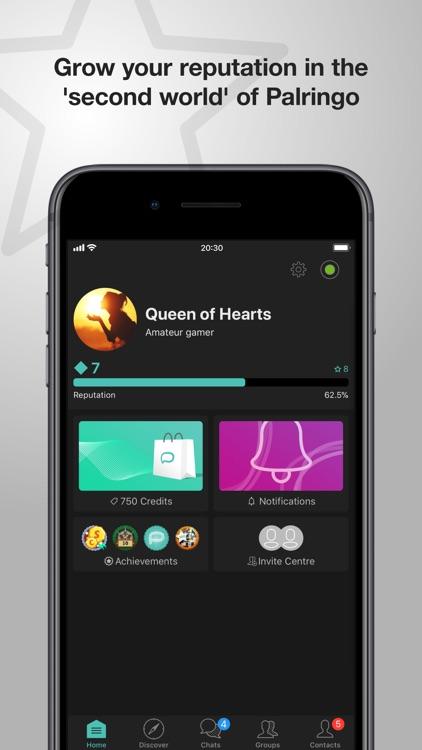 Palringo Group Messenger Chat screenshot-4