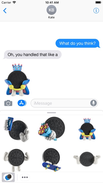 Oreo-emoji screenshot-1
