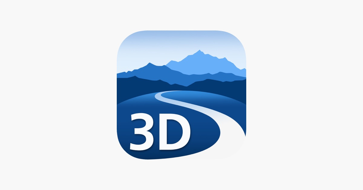 3D Outdoor Guides on the App