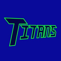 Titans Baseball Sticker Pack