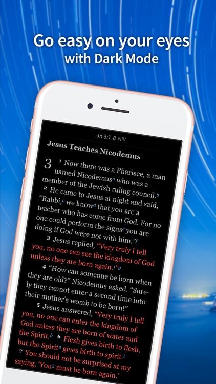 Bible by Olive Tree: ESV & KJV screenshot-7