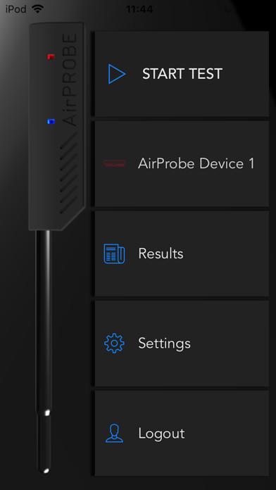 AirProbe D86 screenshot two