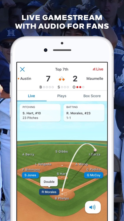 GameChanger Baseball Softball screenshot-6