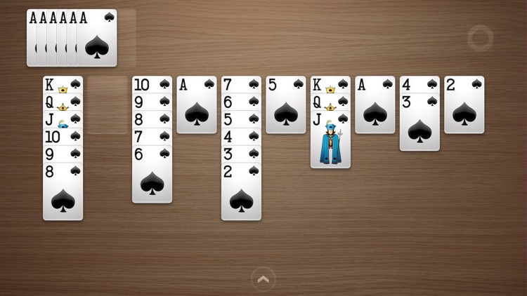 ⋆Spider Solitaire screenshot-5