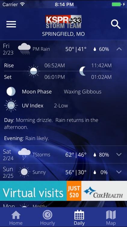 KSPR Weather screenshot-4