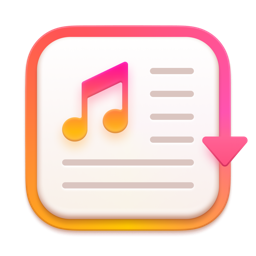 Ícone do app Export for iTunes