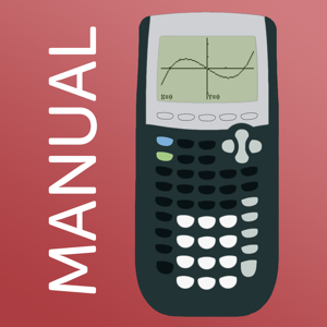 TI 84 Graphing Calculator Man. app