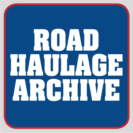 Road Haulage Archive Series