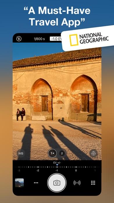 ProCamera. Capture the Moment. screenshot