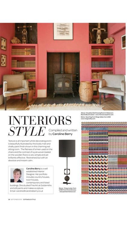 Cotswold Style Magazine screenshot-3