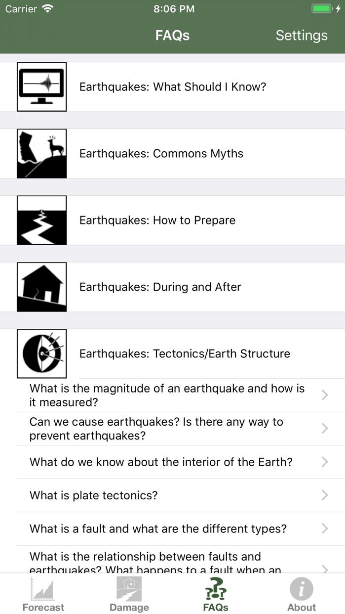 Open Hazards QuakeWorks Screenshot