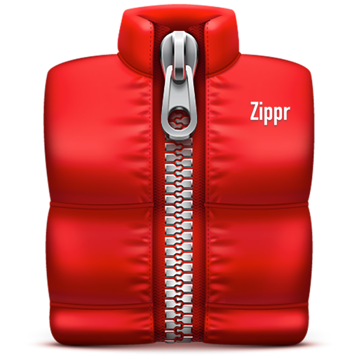 A-Zippr: RAR & Zip Extractor