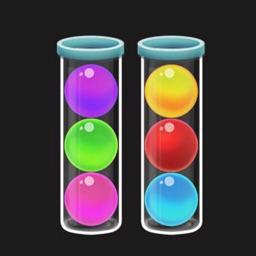 Color Ball Sort 3D: Puzzle