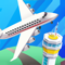 App Icon for Idle Airport Tycoon - Aviones App in Dominican Republic IOS App Store