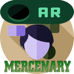 AR Character Mercenary