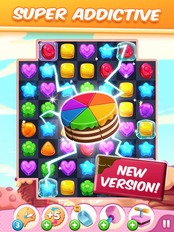 cookie crush match 3 game app price drops