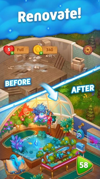 Spellmind: Match 3 Game screenshot-0