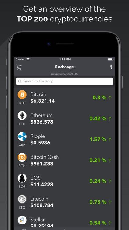Cryptochange - Crypto Exchange