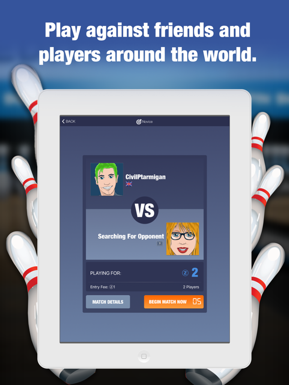 Strike! eSports Bowling by Touch Mechanics (iOS, United States
