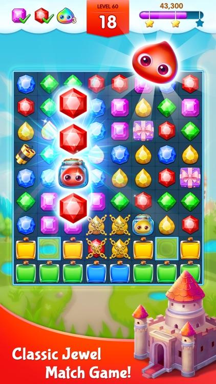 Jewel Legend - Match 3 Games screenshot-0