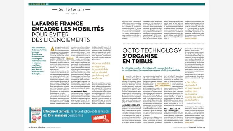 Entreprise & Carrières screenshot-4