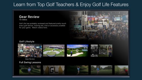 Golf Life Channel | App Price Drops