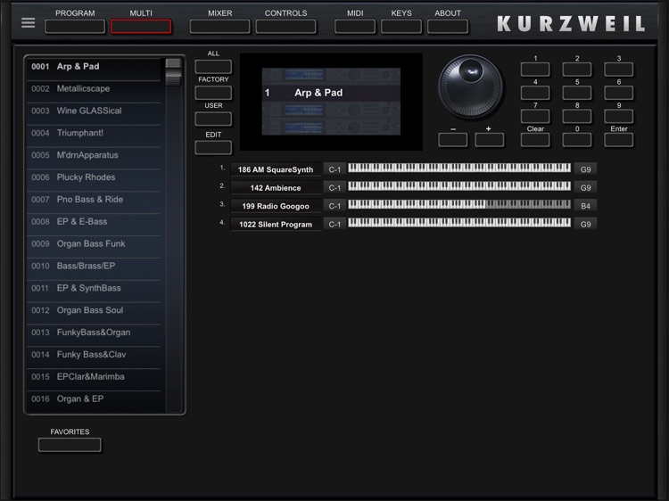 SP6 Sound Editor screenshot-2