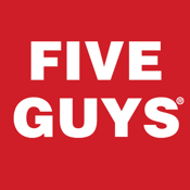 Five Guys Burgers Fries app review