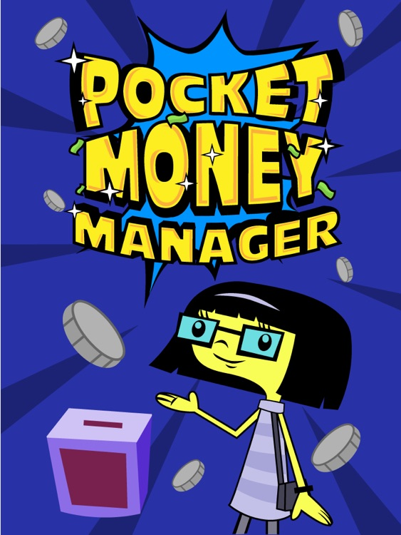 Pocket Money Manager HD screenshot-0