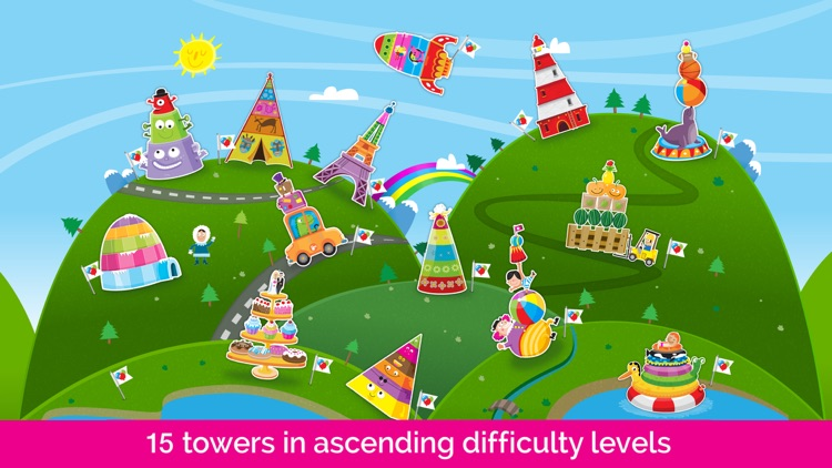 Puzzles for toddlers full screenshot-3