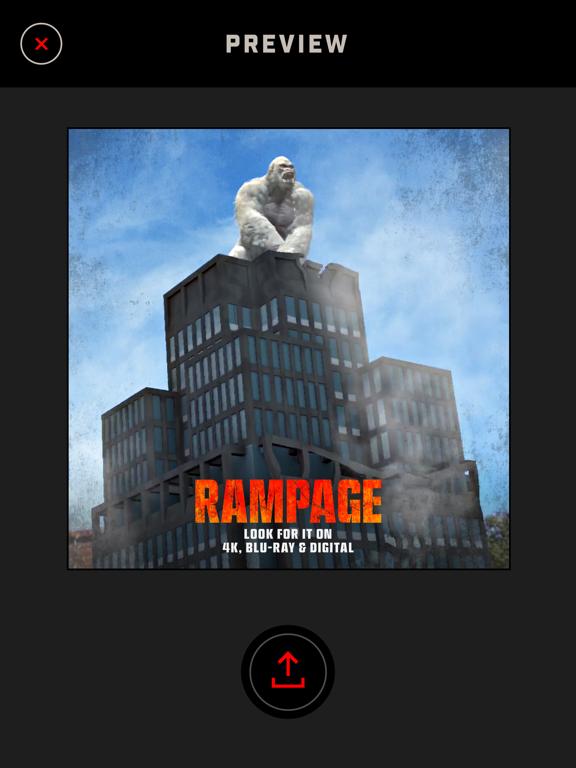 Rampage: AR Unleashed screenshot 14