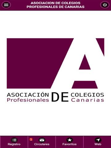 ACP de Canarias - náhled