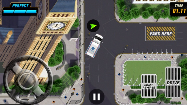 Parking Frenzy 2.0: Drive&park screenshot-3