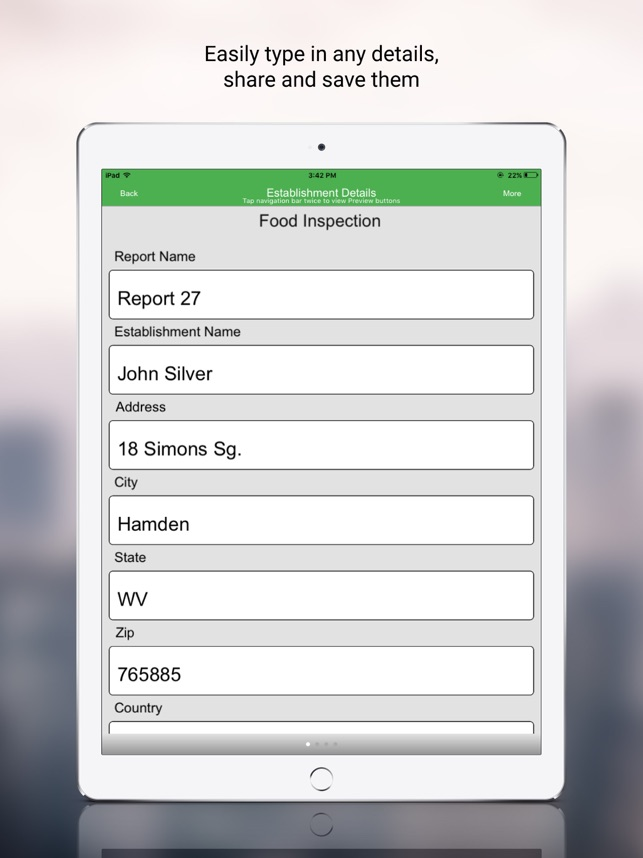 food safety and health inspect on the app store