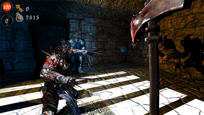 Screenshot from Heavy Blade Lite