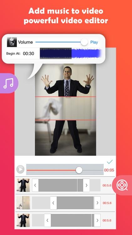 Ghost Lens AR Fun Video Editor screenshot-7