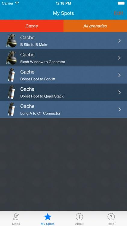 CS:GO Grenade Practice screenshot-4