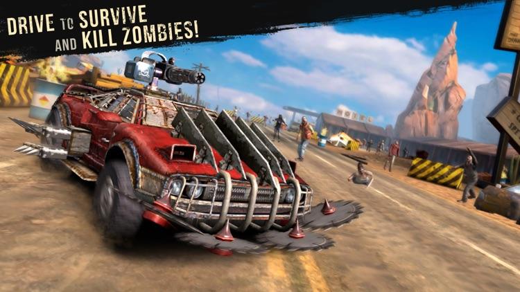 Guns Cars And Zombies Turbo By Denali Games Llc
