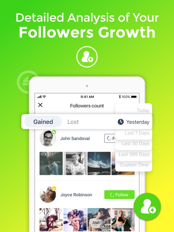 Ig Analyzer: Follower Analysis - Tips for Android & iOS Game