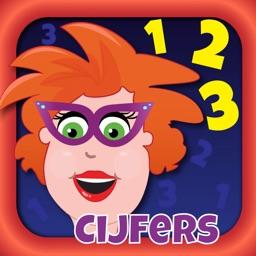Cijfers leren tellen - rekenen