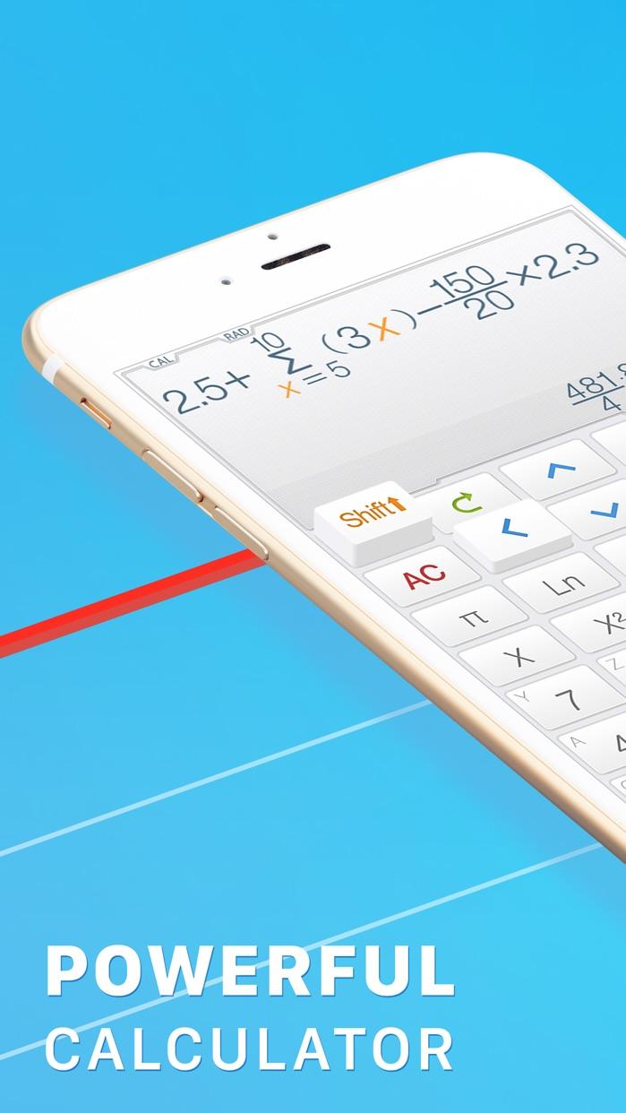 Calculator # Screenshot