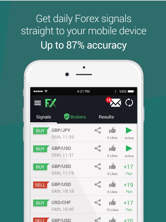 Forex app for ios