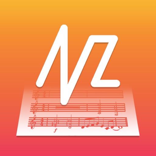 Newzik - Sheet Music Reader