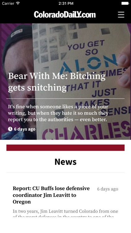 Colorado Daily Local News