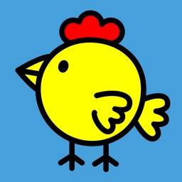 Happy chickens - Lay eggs