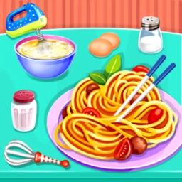 Pasta Chef Food Maker Game