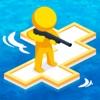 いかだ戦争:クレージーな海のバトル - iPadアプリ